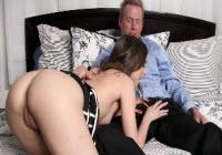 O satena face sex pentru iubitul ei